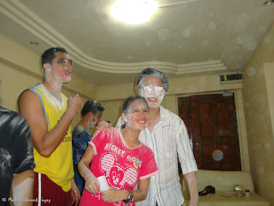 Christmas Clown Party in Singapore 2009 Photo 13