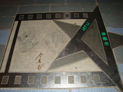 Avenue of Stars Hong Kong Photo 7