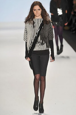 Project Runway 7: Mila Hermanovski's Finale Collection 8