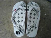 Bench flip flops