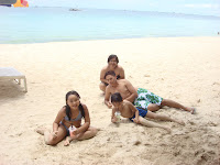Family in Boracay 3