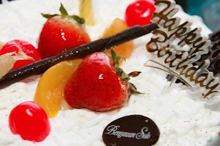 Birthday Celebration In Singapore