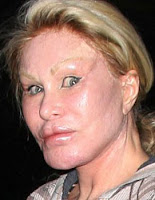 The Real Catwoman or Freaky Alien Jocelyn Wildenstein picture 3