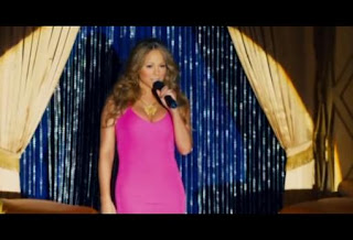 Mariah Carey on You Don't Mess With The Zohan