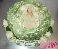 Britney Spears Birthday Cake 6