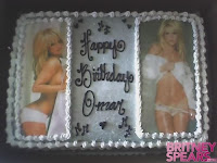 Britney Spears Birthday Cake 9