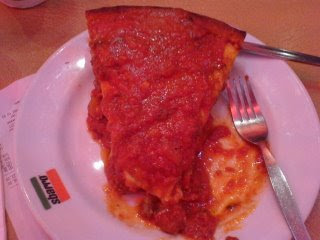 Sbarro Chicago Pizza