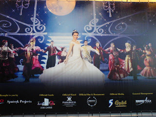 Lea Salonga Cinderella Broadway Musical Review Singapore Esplanade