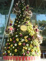 Singapore Christmas Tree 2
