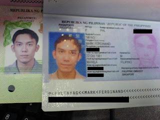 My New Passport AKA Mug Shot