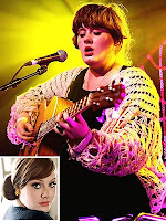 Adele before fame