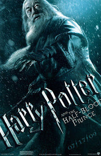 Harry Potter and the Half-Blood Prince Movie Poster 3