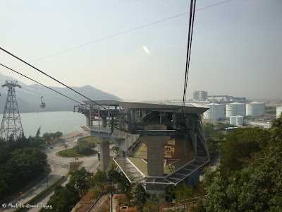 Ngong Ping Cable Car Photo 8