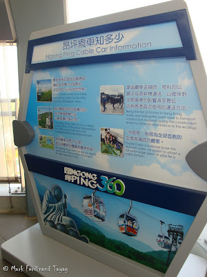Ngong Ping Cable Car Photo 3