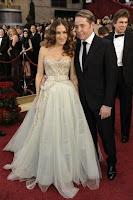 Sarah Jessica Parker Mathew Broderick Oscars 2009 dress