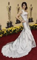 Marisa Tomei Oscars 2009 dress