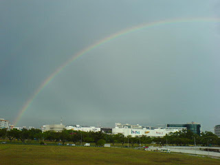 Rainbow in Singapore Picture 5