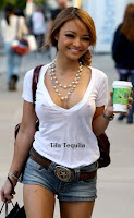 Tasteless Celebrity Photo Tila Tequila