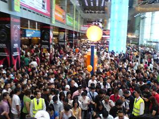 Singapore IT show 2009