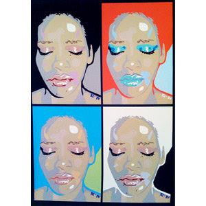 Rihanna Art