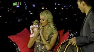 Paris Hilton British Best Friend Winner Samuel Hextall 2