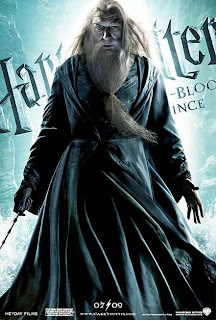 New Harry Potter And The Half Blood Prince Poster 4