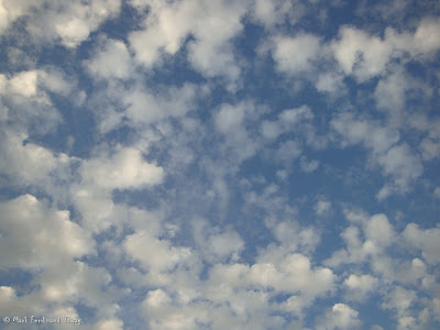 Clouds in Singapore 4