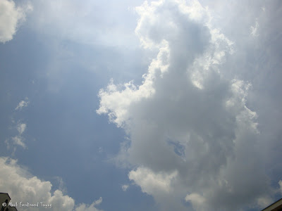 Clouds in Singapore 3