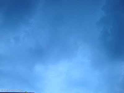 Clouds in Singapore 2