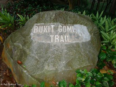 Bukit Gombak Trail Picture 1