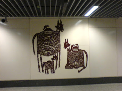 MRT Singapore Art Work 3