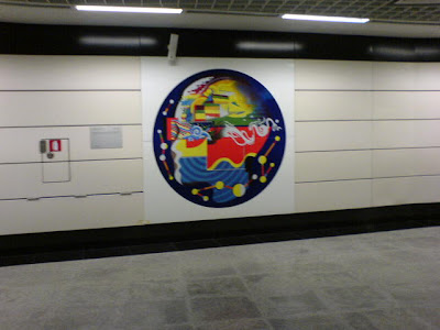 MRT Singapore Art Work 5