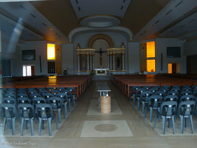Chapel of the Eucharistic Lord SM Mega Mall Atrium Picture 4