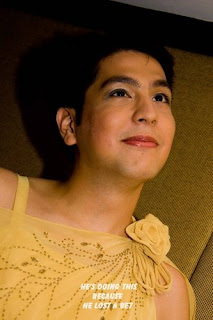 Gino Quillamor in Drag Picture 8
