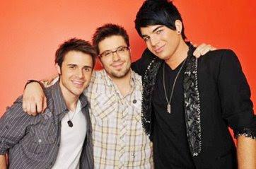 American Idol Season 8 Top 2 Finalists