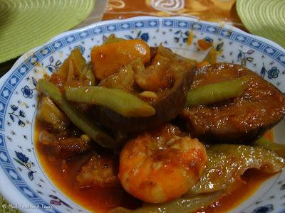 Pinakbet ala Makoy Recipe