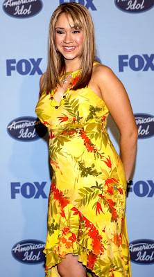 American Idol Alumni Before and After Photo 6
