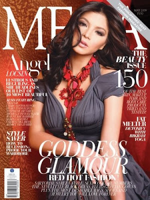Angel Locsin Mega Magazine May 2009