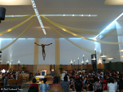 St. Mary of Angels Easter Sunday Photo 2