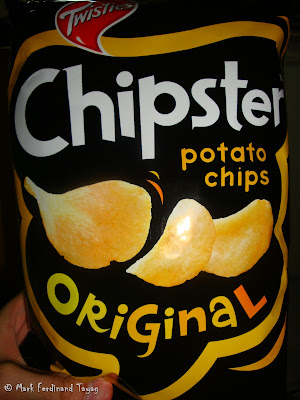 Chipsters Potato Chips