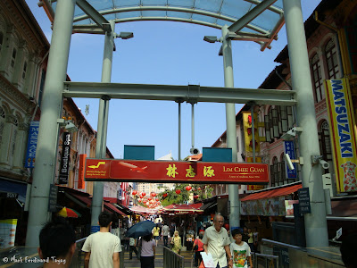 Singapore Chinatown Photo 7