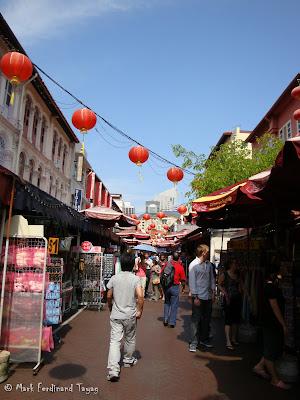 Singapore Chinatown Photo 3
