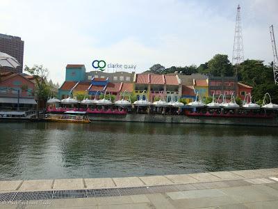 Clarke Quay Singapore Photo 4