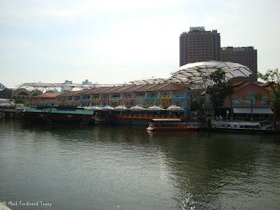 Clarke Quay Singapore Photo 2