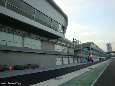 Singapore F1 Race Tracks Photo 1