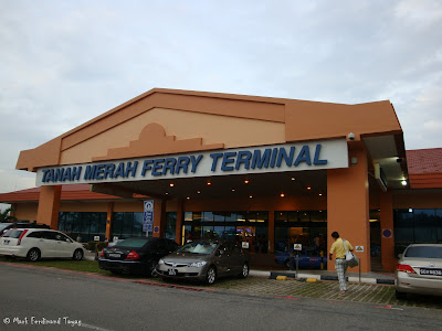Tanah Merah Ferry Terminal Photo 1