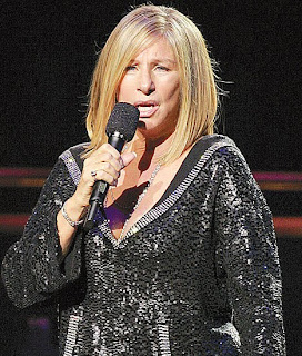 Barbara Streisand Beats Paramore and Mariah Carey