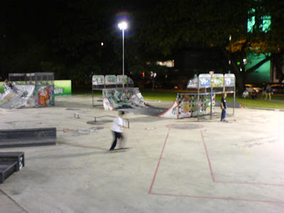 Skateboard Park Singapore 1