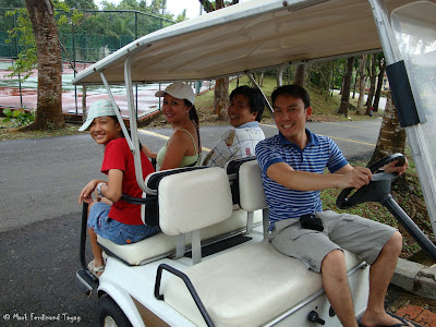 Bintan Lagoon Resort Buggy Photo 1