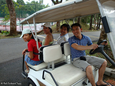 Bintan Lagoon Resort Buggy Photo 2